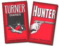 turner diaries and hunter